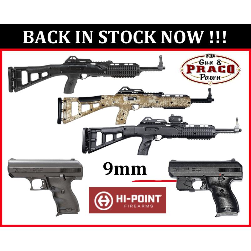Hipoint-9mm-Guns
